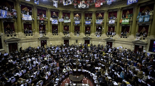 argentina congress vote on bill replacing Everything republicans will have to do to actually repeal and replace the cbo is congress's replace bill could well need 60 senate votes.