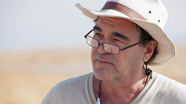 Oliver Stone. Photo: Zinemaldia