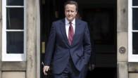 Cameron no se plantea 'ni remotamente' otro referéndum en Escocia