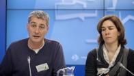 EH Bildu, PP eta UPyD, aurrekontu proiektuaren kontra