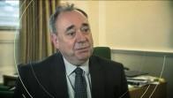 Salmond dice que 'Euskadi no es Escocia', pero que guardan similitudes