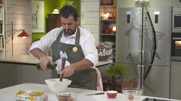Robin Food | Programa de cocina de David de Jorge | EITB Robin Food