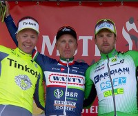 Gasparotto se adjudica la Amstel Gold Race
