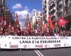 Euskal sindikatuak nor bere aldetik ospatzen ari dira Maiatzaren 1a