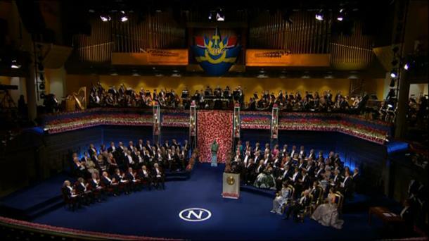 Premios Nobel. Imagen de archivo: Agencias