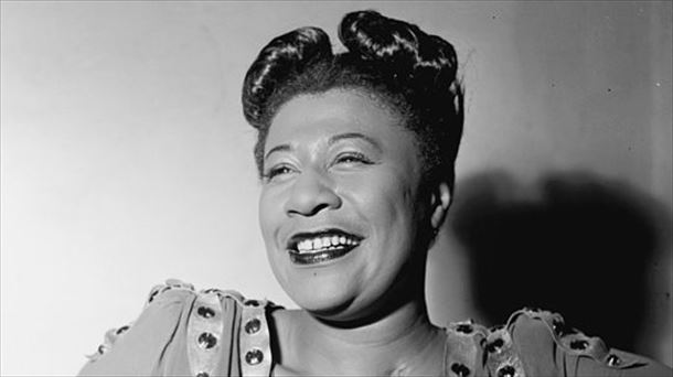 Ella Fitzgerald. Argazkia: William P. Gottlieb
