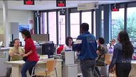 El paro baja en 1.660 personas en la CAV y Navarra en febrero
