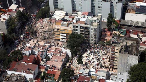Terremoto En M Xico 19 De Septiembre 2017 Noticias Del