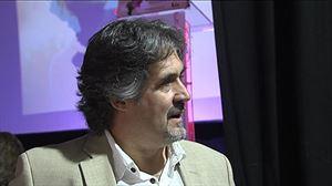 El secretario general de Eusko Alkartasuna, Pello Urizar. Foto: EiTB