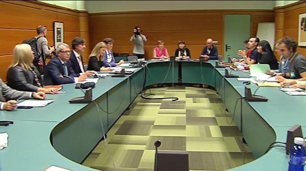 El gobierno vasco reconoce la alta temporalidad en la for Mesa funcion publica