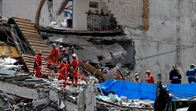Iraileko lurrikararen biktimen erreskate-lanak amaitu dira Mexiko Hirian
