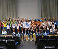 El equipo FS Ingenium de Navarra gana la Gran Final estatal del FIRST LEGO League