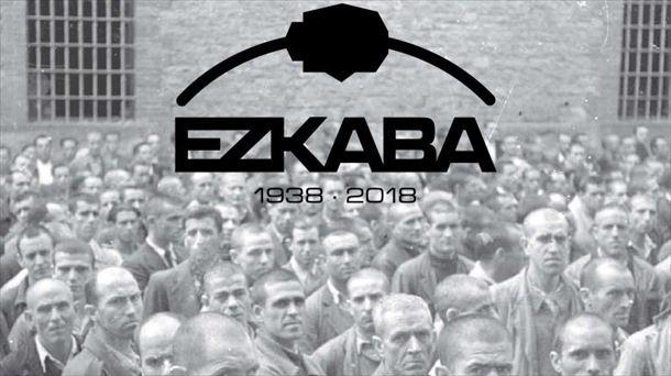 Ezkabako presoen argazkiak. Ezkaba 1938-2018 erakusketa, Iruñeko Planetarioan.