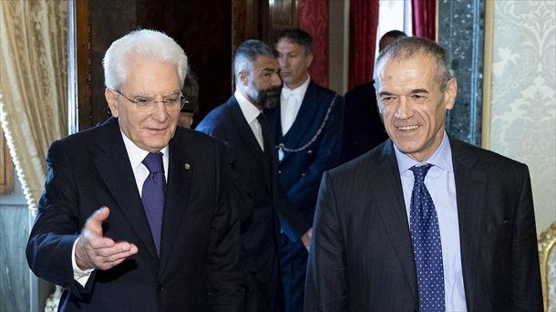 Fracasa la formación de nuevo gobierno en Italia