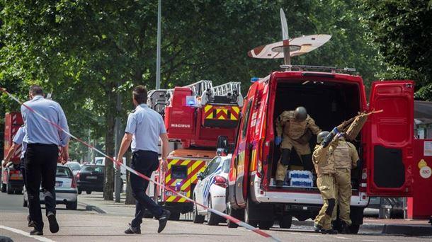 Al menos cuatro muertos y dos heridos en un tiroteo en Bélgica