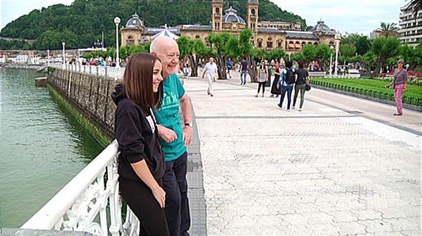 Cadena humana de 202 km en Euskadi por el derecho a decidir