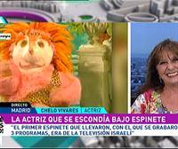 Las anécdotas de Chelo Vivares, la actriz que daba vida a Espinete