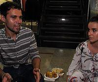 El 'Juevintxo' de Iruña/Pamplona llega a Delhi de la mano de Xabi y Adriana