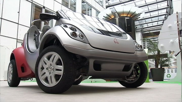 Hiriko electric car | Japan interested in Basque ...