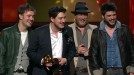 Mumford & Sons y The Black Keys, vencedores de los Grammys