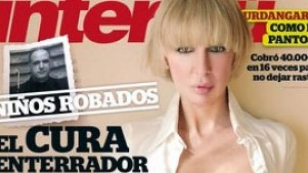 Interviú Sobrina De Aznar Aran Aznar Desnuda En La Portada