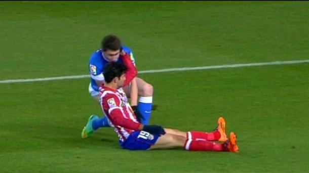 Copa del Rey 2014 | Atlético Athletic ida cuartos de final 1 ...