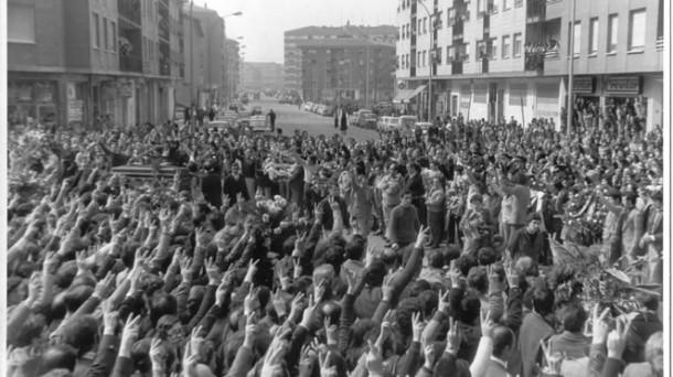 c77ad9a11b3a7 Relato de los sucesos del 3 de Marzo de 1976 de Vitoria