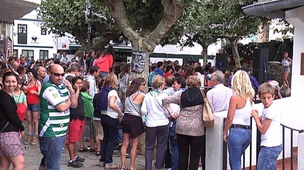 Fiestas del Puerto Viejo de Algorta 2018