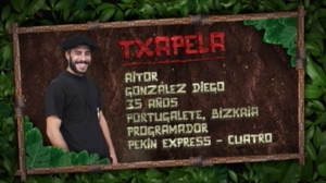 Conquis 12. Amazonas  Concursantes. Aitor  Txapela   baf6296602d