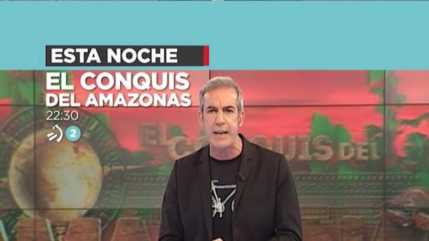 Juanito Korta y Aintzane protagonistas del primer  El Conquis   11292b9ae1c