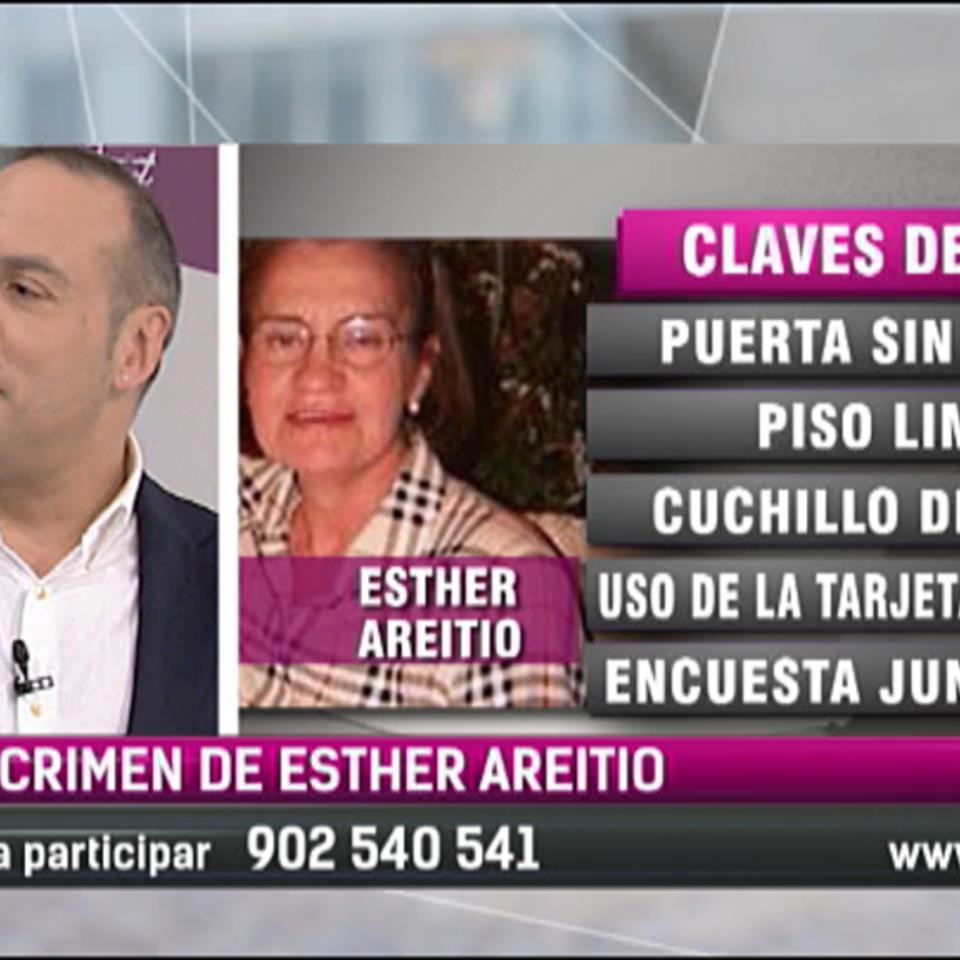 8bb62f429 Video  El crimen de Esther Areitio puede quedar impune