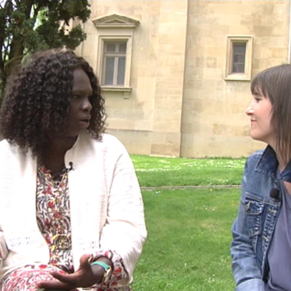 Vídeo: Fátima Djarra lucha contra la mutilación genital o ablación ...