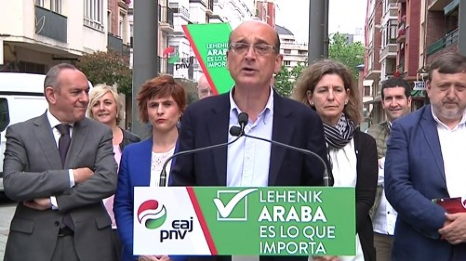 Partido Nacionalista Vasco|¡Unidos por Euskadi! Eaj_pnv_kanpaina_foto960