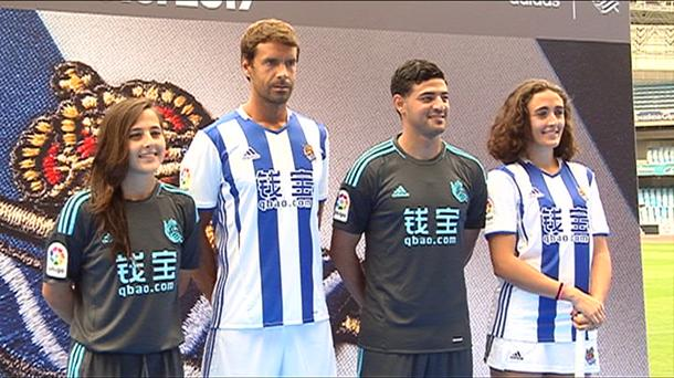 equipacion Real Sociedad nuevas