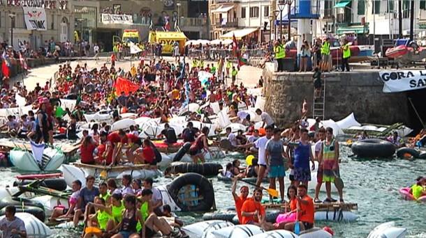 Programa De Fiestas De Donostia 2017 Semana Grande De San Sebastián Pueblos Y Ciudades Eitb