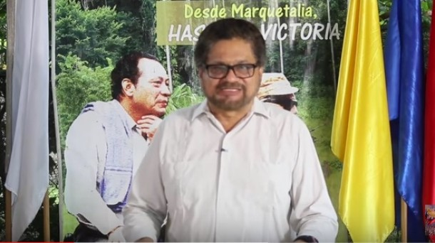 Iván Márquez en una imagen de archivo
