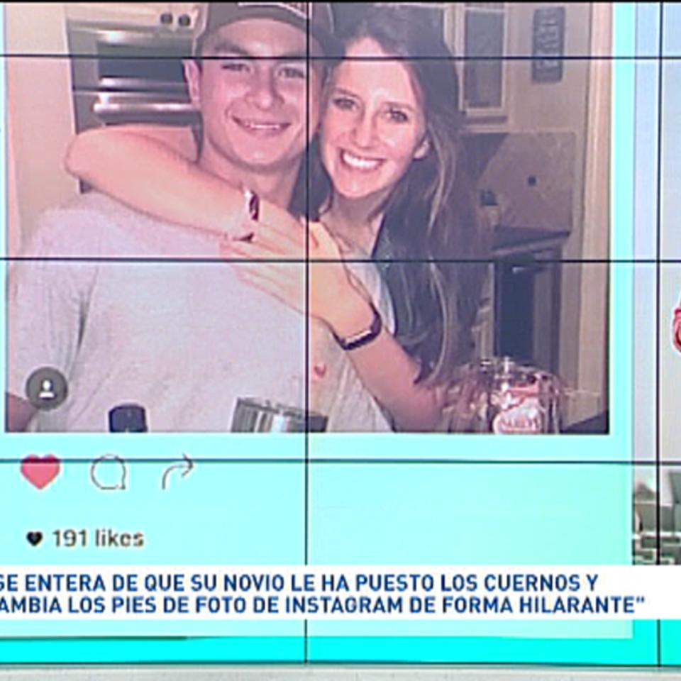 Vídeo: Una Instagramer se toma los cuernos de su novio \'con humor ...