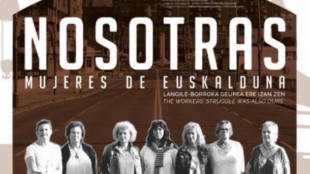 Resultat d'imatges de Nosotras, mujeres de Euskalduna