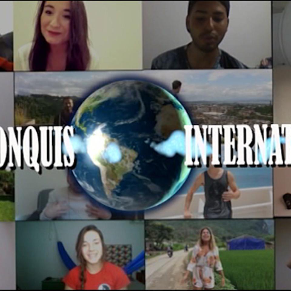 Vídeo extra  Los vídeocastings más internacionales  2e5ae159ff0