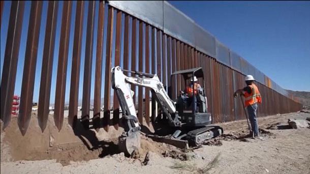 Muro Estados Unidos-México.