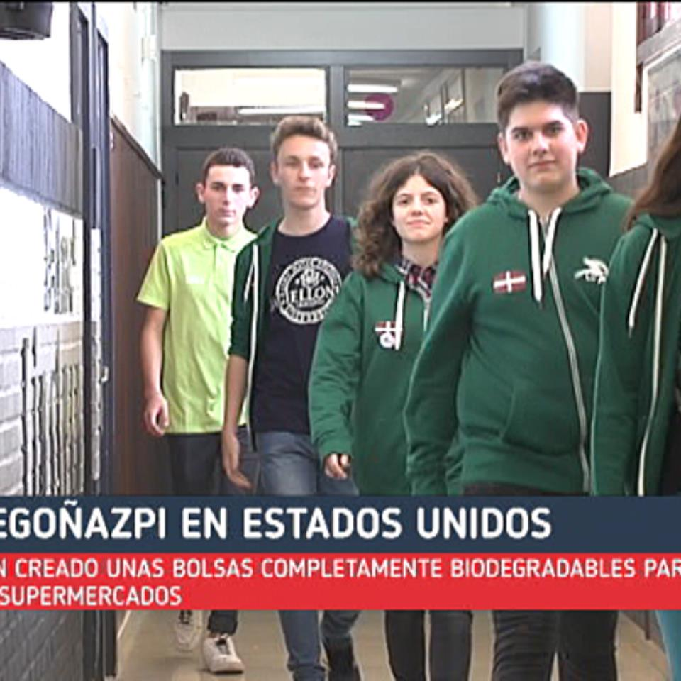 94d931333c Vídeo  Alumnos de Begoñazpi