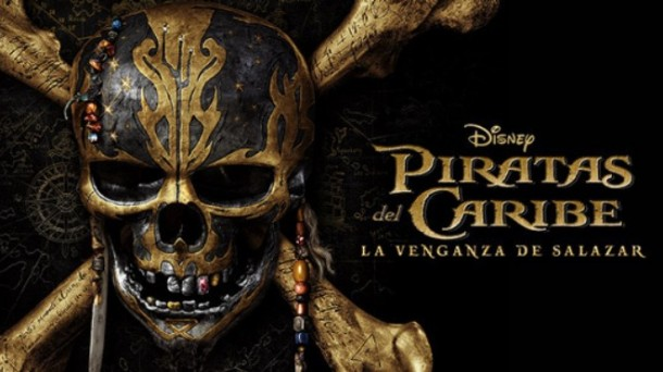 Disneyren 'Pirates of the Caribbean' pelikularen kartela. Argazkia: Disney