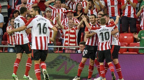 0008458d37ac6 El Athletic repite la Lista A de la Liga Europa con 24 jugadores ...