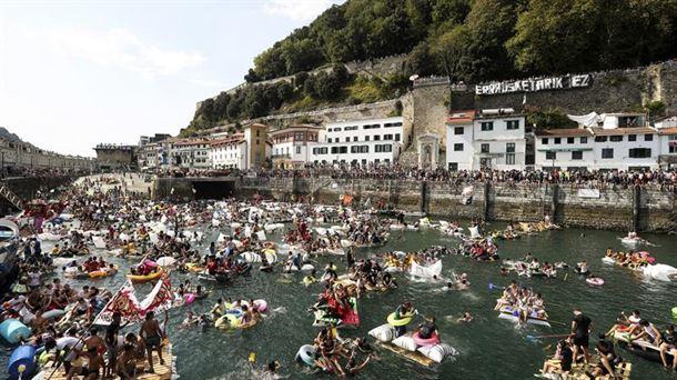 Programa De Fiestas De La Semana Grande San Sebastián 2019 Actos De Aste Nagusia Pueblos Y Ciudades Eitb