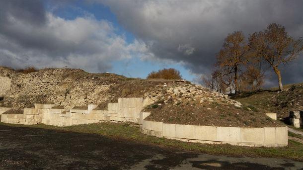 El yacimiento de Iruña-Veleia. Imagen de archivo: EiTB