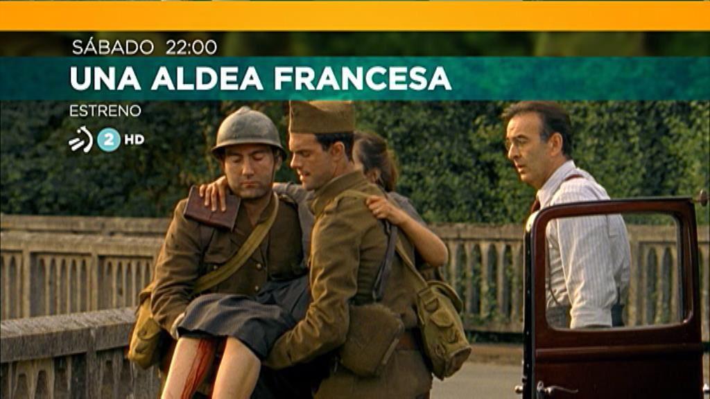 Vídeo La Serie Una Aldea Francesa A Partir Del 25 De Noviembre 2017 En Etb2 Eitb Televisión