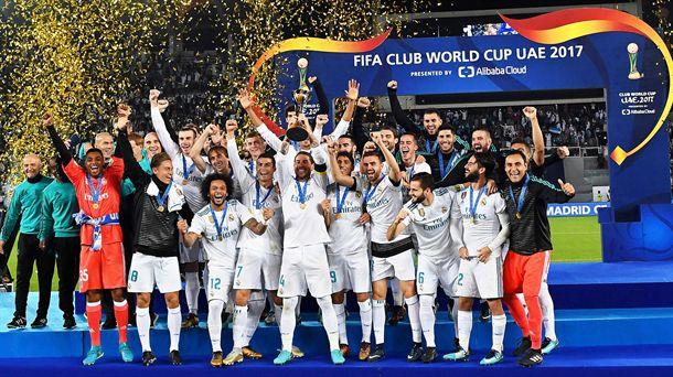 El Real Madrid Campeón Del Mundo De Clubes 2017 Fútbol Eitb