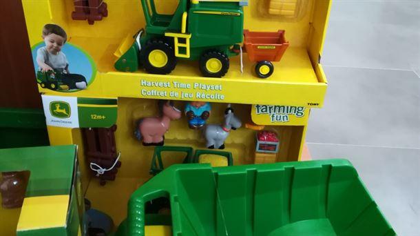 Agrícola A Escala AudioMaquinaria Verde Y En Infantil hQdtsrxC
