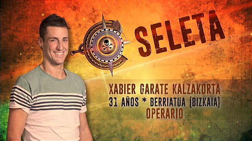 Vídeo de presentación de Xabier Garate, Seleta, concursante de 'El ...