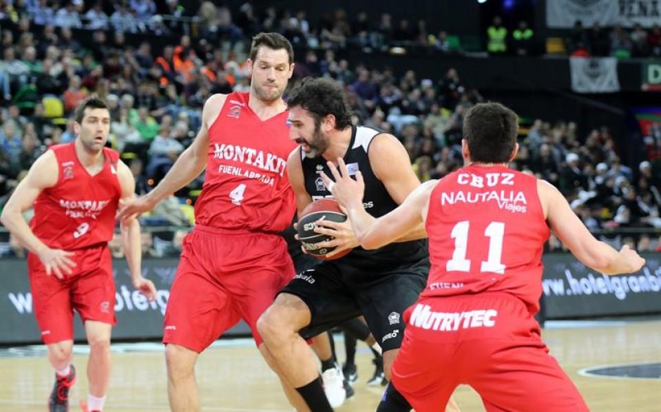 Video del partido Bilbao Basket-Fuenlabrada de la Liga Endesa 2017-2018  fc5dc045a2718